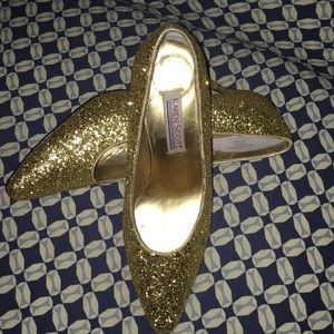 KAREN SCOTT HOLIDAY PARTY SHOES